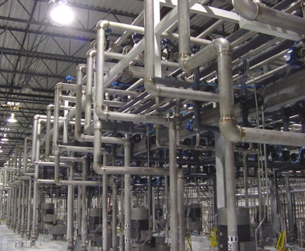 Piping Engineering Services India - Mechanical Piping Design